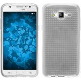 Silikon Hülle Galaxy J5 (J500) Iced clear