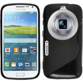 Silicone Case for Samsung Galaxy K Zoom S-Style black