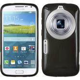 Silicone Case for Samsung Galaxy K Zoom transparent black