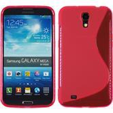 Silikon Hülle Galaxy Mega 6.3 S-Style pink