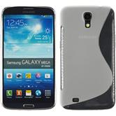 Silicone Case for Samsung Galaxy Mega 6.3 S-Style transparent