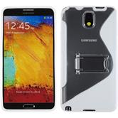 Silicone Case for Samsung Galaxy Note 3  white