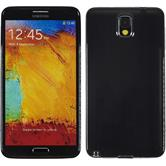Silicone Case for Samsung Galaxy Note 3 Candy black