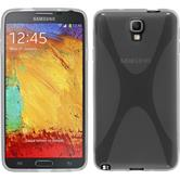 Silicone Case for Samsung Galaxy Note 3 Neo X-Style gray