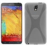 Silicone Case for Samsung Galaxy Note 3 Neo X-Style transparent