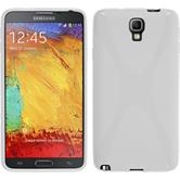 Silicone Case for Samsung Galaxy Note 3 Neo X-Style white
