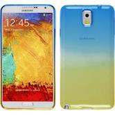 Silikon Hülle Galaxy Note 3 Ombrè Design:02