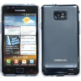 Silicone Case for Samsung Galaxy S2  transparent