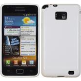 Silicone Case for Samsung Galaxy S2  white