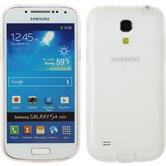 Silicone Case for Samsung Galaxy S4 Mini Dustproof transparent