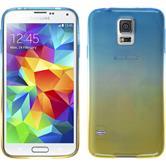 Silikonhülle für Samsung Galaxy S5 Ombrè Design:02