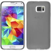Silikon Hülle Galaxy S6 X-Style grau