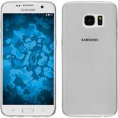 Silikon Hülle Galaxy S7 Edge Slimcase clear