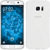 Silikonhülle für Samsung Galaxy S7 Edge X-Style clear