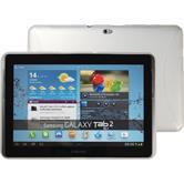 Silicone Case for Samsung Galaxy Tab 2 10.1  transparent