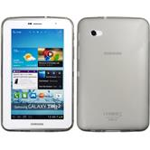 Silikonhülle für Samsung Galaxy Tab 2 7.0 X-Style grau