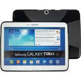 Custodia in Silicone per Samsung Galaxy Tab 3 10.1 X-Style nero