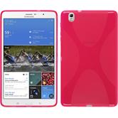 Silicone Case for Samsung Galaxy Tab Pro 8.4 X-Style hot pink