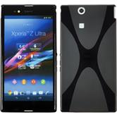 Silicone Case for Sony Xperia Z Ultra X-Style black