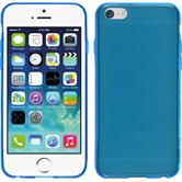 Silicone Case for Apple iPhone 6 Slimcase blue
