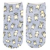 cosey - Chaussettes Colorées Au - Vraie Galaxy Design - Pour Femmes Et Hommes - 1 pair