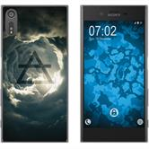 Sony Xperia XZ Silicone Case Element air M1