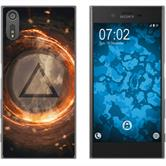 Sony Xperia XZs Silikon-Hülle Element  M3
