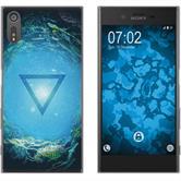 Sony Xperia XZs Silikon-Hülle Element  M4