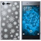 Sony Xperia XZ Premium Silicone Case Christmas X Mas M2