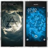 Sony Xperia XZ1 Silicone Case Element air M1
