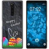 Sony Xperia 1 Silicone Case Easter M6