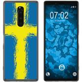 Sony Xperia 1 Silicone Case WM Sweden M12