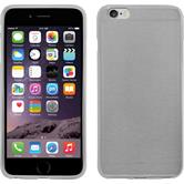 Silicone Case for Apple iPhone 6 Plus brushed white