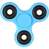Tri Fidget Spinner - Finger Spielzeug in Hellblau - Anti Stress Finger Toy
