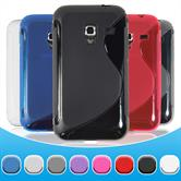 Silicone Case for Samsung Galaxy Ace Plus S-Style
