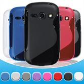 Silicone Case for Samsung Galaxy Fame S-Style