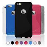 Silikon Hülle iPhone 6s Plus / 6 Plus S-Style