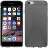 Silicone Case for Apple iPhone 6 X-Style gray