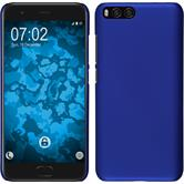 Hardcase Mi 6 rubberized blue Case