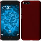 Hardcase Mi 6 rubberized red Case