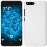 Hardcase Mi 6 rubberized white Case