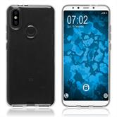 Silikon Hülle Mi A2 (Mi 6X) transparent Crystal Clear Case