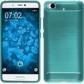 Coque en silicone Mi 5s Ultimate turquoise