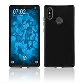 Silicone Case Mi 8 SE  black Case