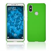 Hardcase Mi A2 (Mi 6X) rubberized green Case