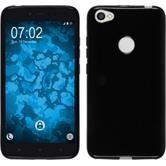 Silikon Hülle Redmi Note 5A  schwarz Case