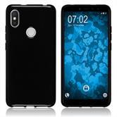 Silicone Case Redmi S2  black Case