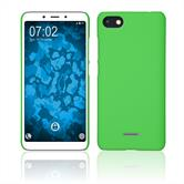 Hardcase Redmi 6/6A rubberized green Cover