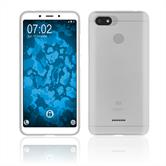 Silikon Hülle Redmi 6/6A matt clear Case