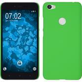 Hardcase Redmi Note 5A gummiert grün Case